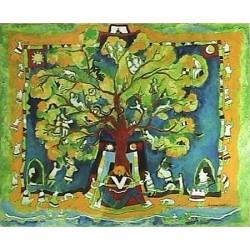Tree & Sutradhar