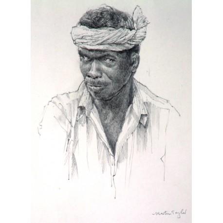 Adivasi Man-1