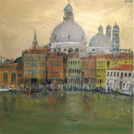 Grand canal- Venice-1