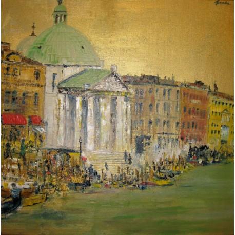 Grand canal- Venice-2