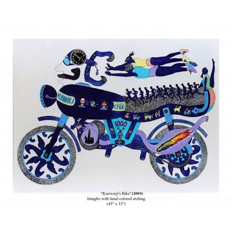 Kunwarji's Bike